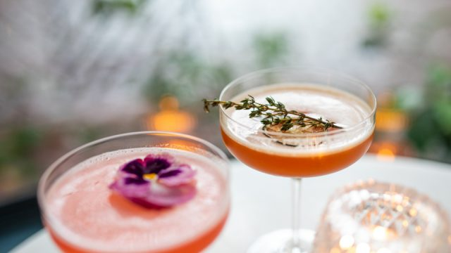 Cocktails worthy of a celebration available to you 6 nights a week.