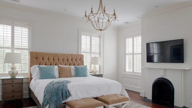 Opal Suite Bedroom