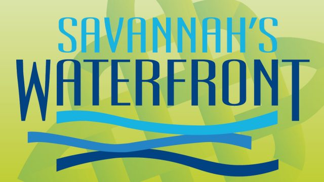 Savannah's Waterfront Logo
