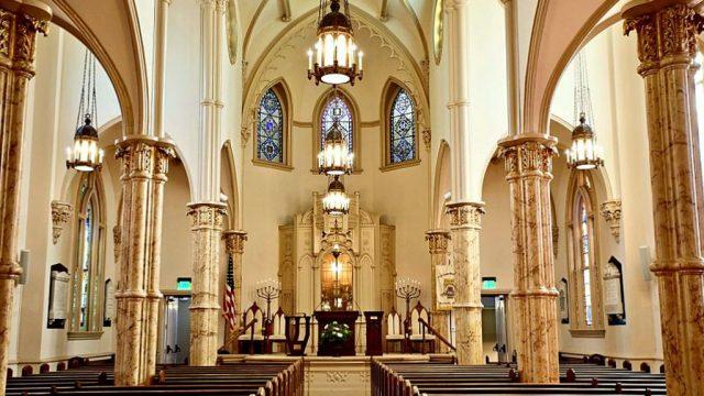 Congregation Mickve Israel Sanctuary