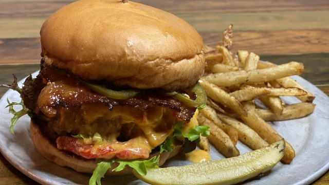 The Savannah Burger