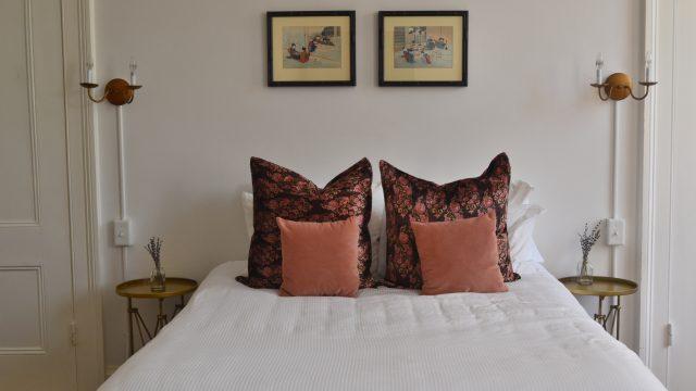 Second Floor Suite - Bed View