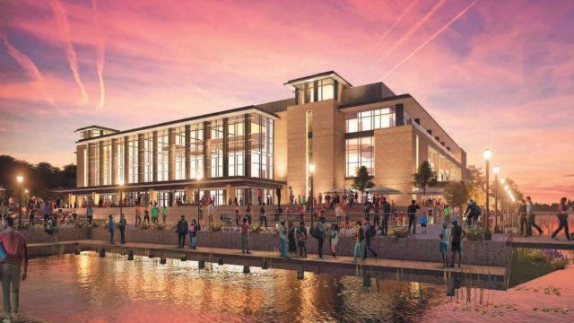 Arena Rendering Canalview