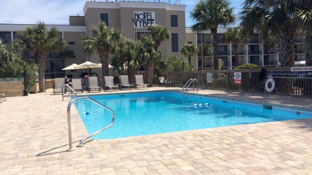 Hotel Tybee Pool