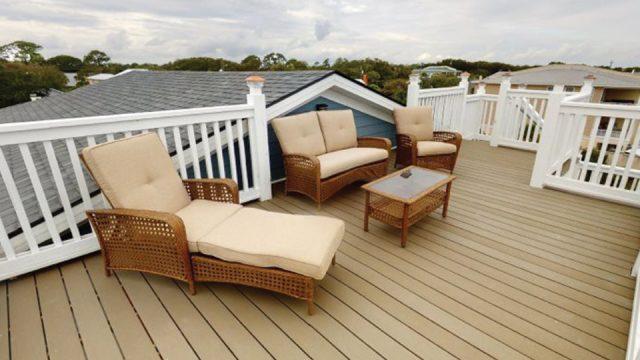 Beautiful Rooftop Patio!