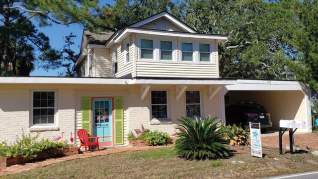 Classic Tybee Homes