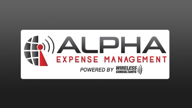 Alpha - Expense Management Logo