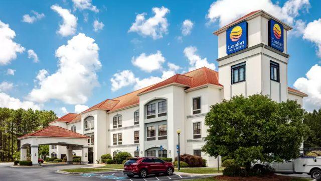 Comfort Inn & Suites - Savannah Airport