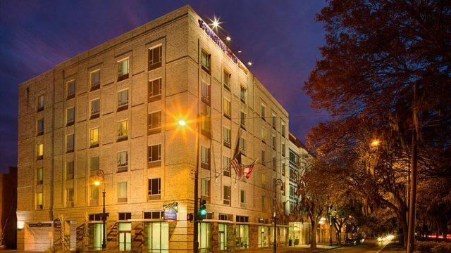 Springhill Suites by Marriott Savannah Historic District