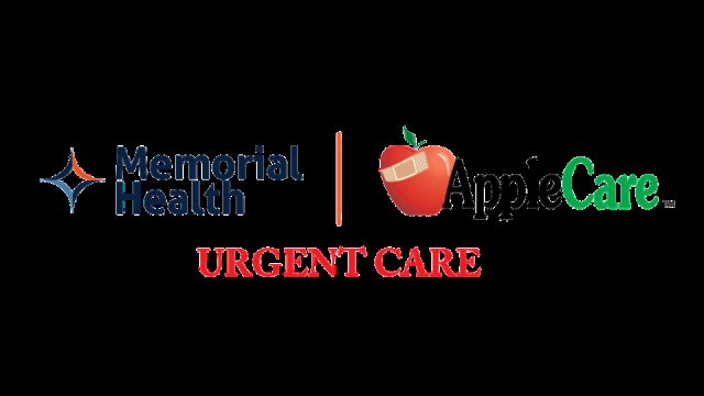 Memorial Health AppleCare Urgent Care Logo
