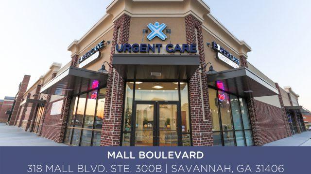 Mall Blvd