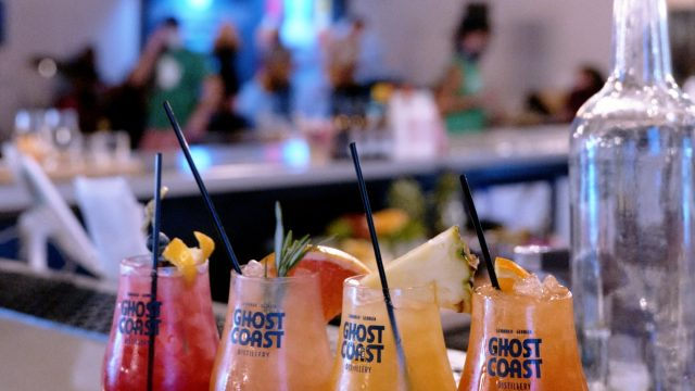 Cocktail Flight