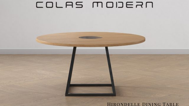 Hirondelle Dining Table