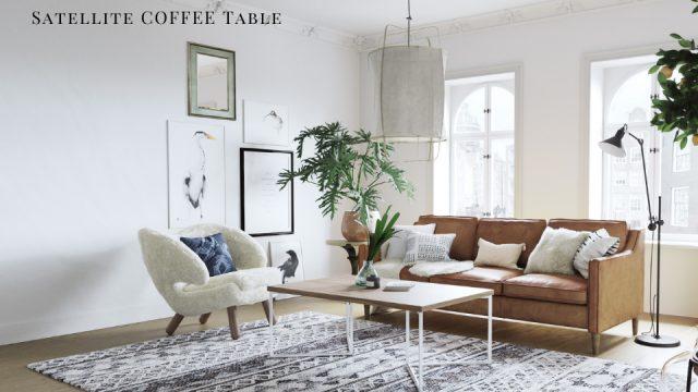 Satellite Coffee Table